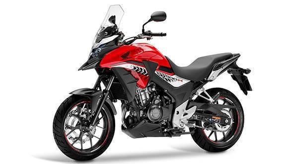 כולם חדשים הונדה אופנועים בשבוע Outlet של פעם בשנה - Wheel TN-18