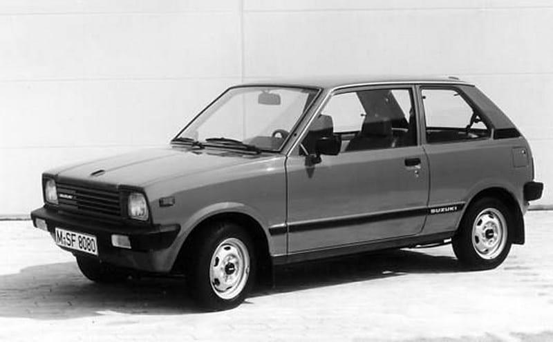 סוזוקי אלטו 1983