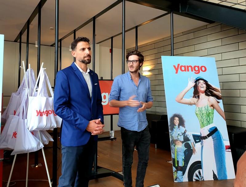 אפליקציית יאנגו