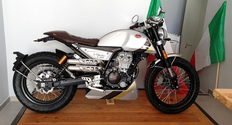 מונדיאל HPS 125