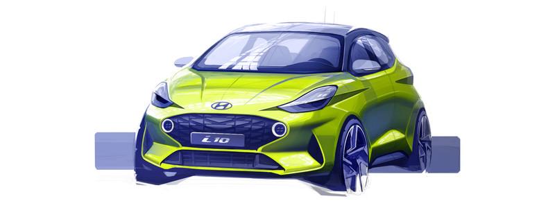 יונדאי i10 החדשה 2020