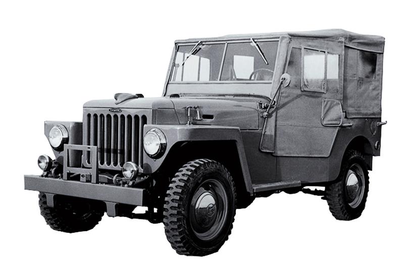 """טויוטה """"Jeep BJ"""""""