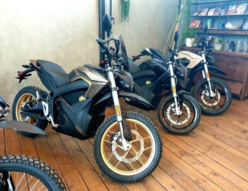 אופנועי ZERO חוזרים לישראל
