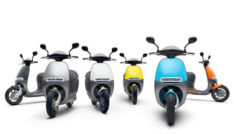 קטנועי גוגורו חשמלי