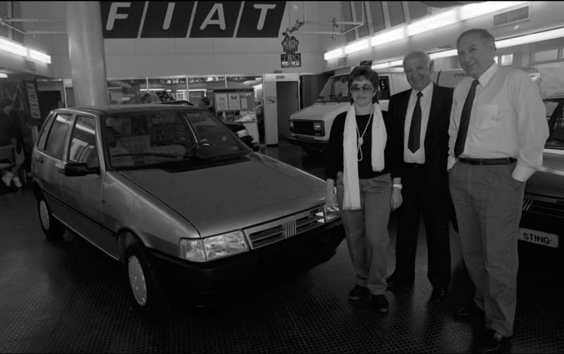 פיאט אונו 1990