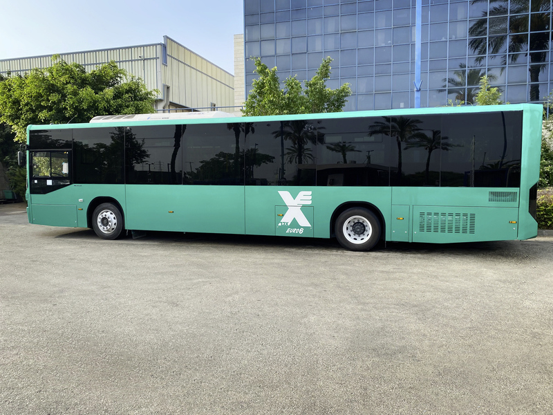 אוטובוס מרצדס אגד