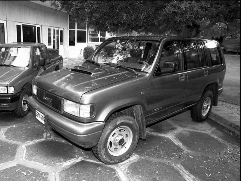 איסוזו טרופר 93