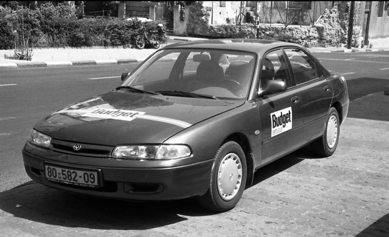מאזדה 626 1992-1997