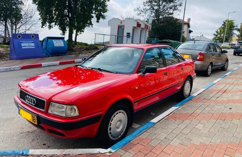 אאודי 80 1995