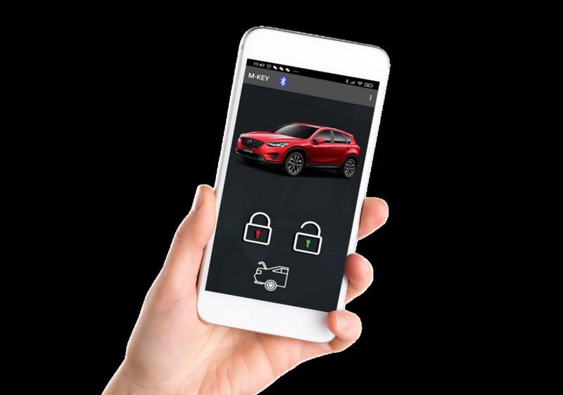 קוברה Mobile-key