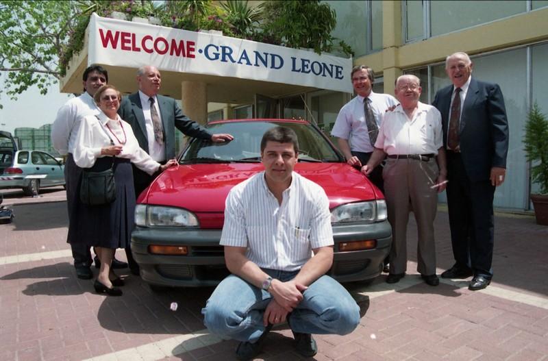 סובארו גרנד לאונה 1993