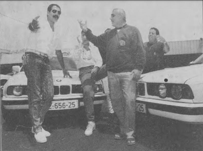 ב.מ.וו מונית 1990