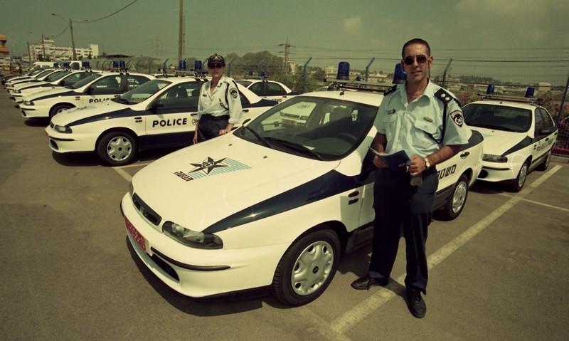 פיאט מריאה משטרה