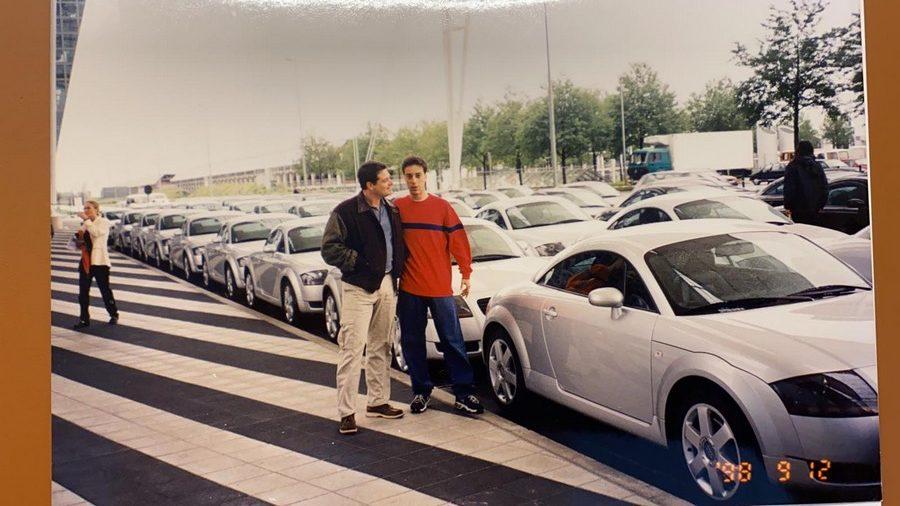 השקת אאודי TT 1998